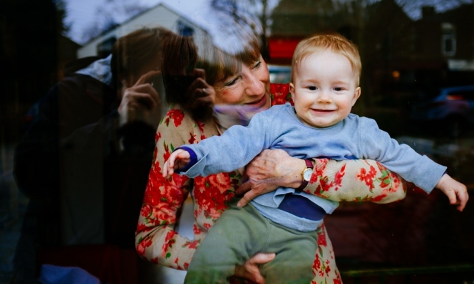 معظم حالات التوحد عند الأطفال... اكتشفتها الجدات!