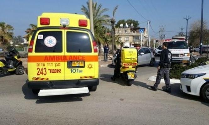 عكا: إصابة شاب سقط عن ارتفاع