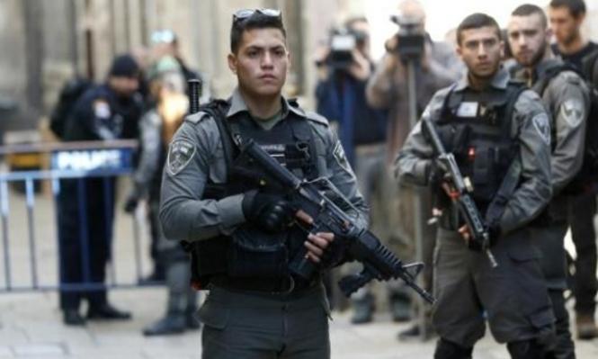 الاحتلال يعزز قواته في القدس عشية الفصح اليهودي