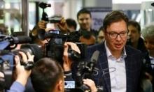 رئيس وزراء صربيا يؤكد هيمنته بفوزه بالرئاسة