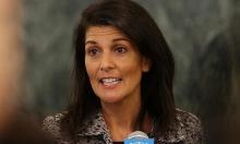 هيلي: روسيا تحمي الأسد رغم أنه مجرم حرب