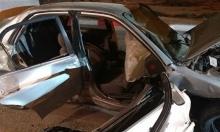 النقب: مصرع شاب وإصابة آخر في حادث طرق