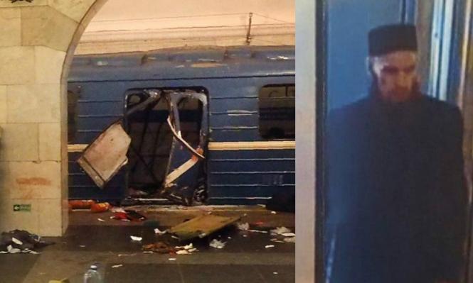 14 قتيلا في سان بطرسبورغ ورصد مشتبه به