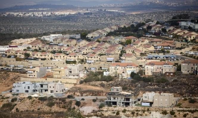 قانون شرعنة الاستيطان يلغي أوامر تجميد بناء بالمستوطنات
