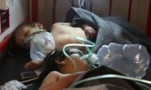 النظام يقصف مستشفى يعالج مصابي مجزرة الكيماوي
