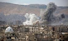 22 قتيلا وعشرات الجرحى بغارات للنظام على ريف دمشق