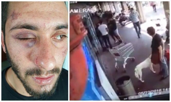 """الاعتداء على أبو القيعان: تحويل شرطي """"للمحاكمة التأديبية"""""""