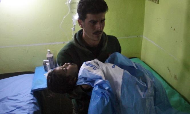 لجنة دولية للتحقيق بالهجمات الكيماوية على خان شيخون