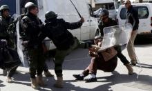 لجنة: 378 اعتداء لأجهزة السلطة بالضفة خلال آذار الماضي
