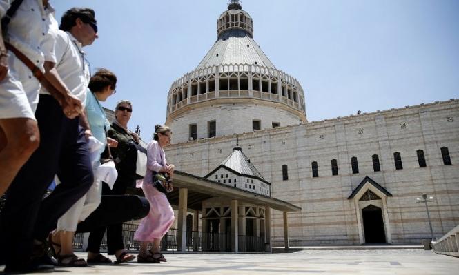 الناصرة تحتفل غدا الجمعة بعيد البشارة