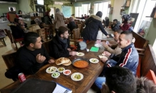 """""""صدفة"""": أول مطعم نباتي في الضفة الغربية"""