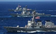 أميركا تقصف مواقع لجيش النظام  السوري بعشرات الصواريخ