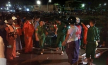 بورما: غرق 20 شخصا في تصادم سفينتين