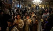 """غزة: قداس احتفالي بـ""""أحد الشعانين"""""""