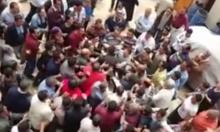 الاعتداء على مدير أمن طنطا وتحميله مسؤولية التفجير