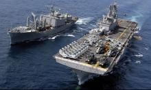 أسطول هجومي للبحرية الأميركية بطريقه للجزيرة الكورية