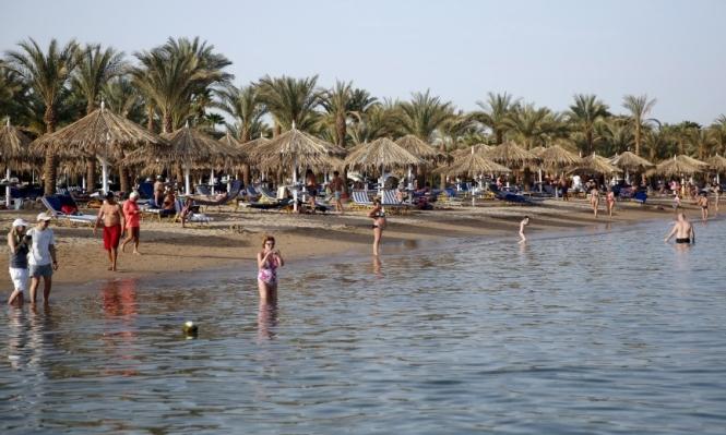 إسرائيل تحذر من السفر لسيناء مرة أخرى
