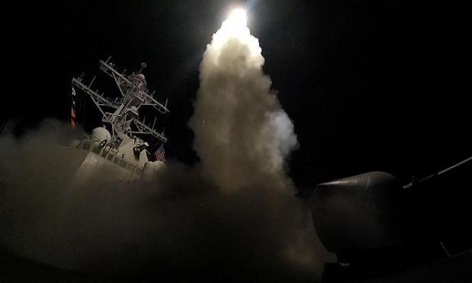 قصف الشعيرات: تأديب أم بداية لعمل عسكري؟