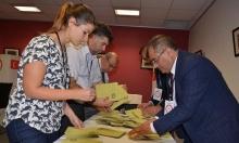 انتهاء تصويت الأتراك بالاستفتاء على الدستور بأوروبا