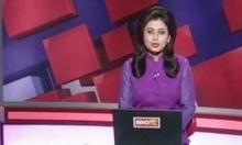 مذيعة هندية تقرأ خبر وفاة زوجها على الهواء في نشرة الأخبار