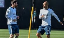 ميسي وماسكيرانو يوضحان موقفهما بشأن مدرب الأرجنتين