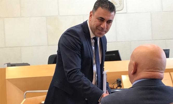 المحامي إدلبي: العقوبة ضد غطاس قاسية