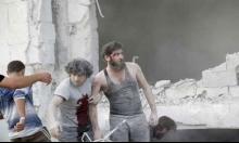 سورية: النظام يستخدم البراميل المتفجرة بقصف حماة