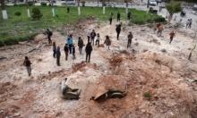 المرصد: براميل متفجرة مجددا على محافظة حماة