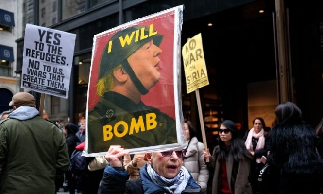لقاء روسي – سوري – إيراني وتوقع ضربات أميركية بدمشق