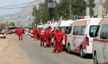 إخلاء أربع مدن سورية محاصرة بعملية تبادل للمخطوفين