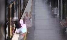 ملايين المشاهدات لمقطع يصور سقوط طفل بين القطار والرصيف بأستراليا