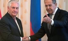 موسكو تلوح بالفتيو وبوتين يلتقي تيلرسون بعد مباحثاته مع لافروف