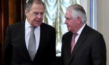 لافروف: استعداد روسي للتعاون مع واشنطن في سورية