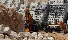 مستوطنون يطاردون العرب البدو في منطقة القدس لمنع إقامة مساكن