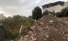 الطيبة: مشروع الصرف الصحي يعمق معاناة سكان الحارة الشرقية