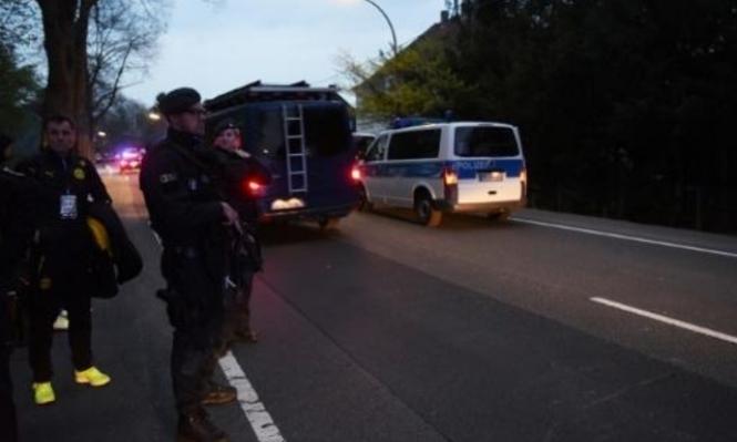 الشرطة الألمانية تعتقل ثلاثة أشخاص بشبهة مساندة هجوم إرهابي