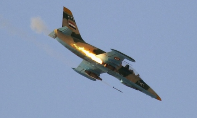 النظام السوري يستلم 10 قاذفات روسية محدّثة