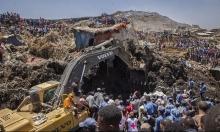 سريلانكا: مصرع 6 أشخاص في انهيار مكب قمامة