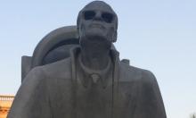 مكتبة الإسكندرية تعرض تمثال عميد الأدب العربي طه حسين