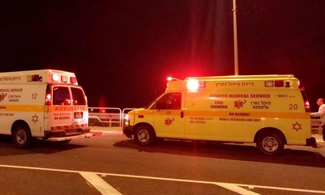 عرابة: إصابة خطيرة لشاب بجريمة إطلاق نار