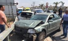 أبو سنان: 3 إصابات في حادث طرق