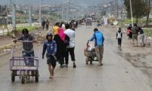 الفيضانات توقف عمليات الإغاثة وتقطع طريقًا للهروب