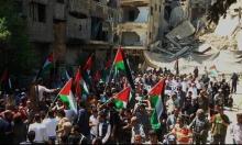 1183 معتقلا فلسطينيا بسجون النظام السوري