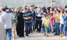 عرابة: نُصرة الأسرى في صلب مهرجان استقبال جربوني