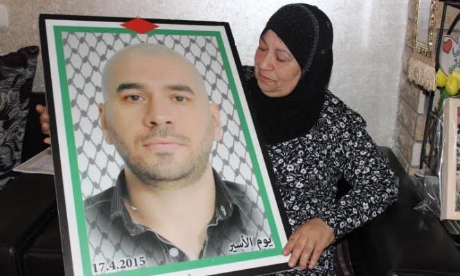 والدة الأسير ياسين بكري: يوم الأسير هو يوم ميلاد ابني