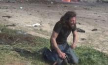 صورة صحافي سوري تشعل مواقع التواصل الاجتماعي