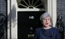 ماي: تقديم الانتخابات العامة البريطانية إلى 8 حزيران المقبل