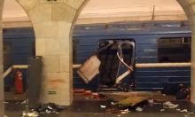 """القبض على أحد مخططي تفجير """"سان بطرسبورغ"""""""