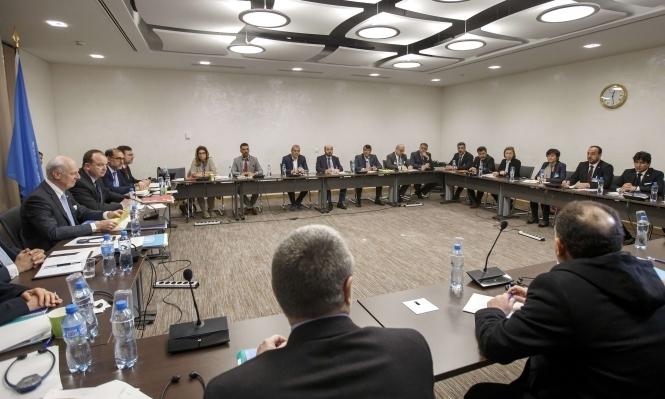 لقاء روسي أميركي بشأن سورية الأسبوع المقبل