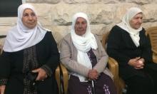 عارة: نصب خيمة لإسناد الأسرى المضربين عن الطعام